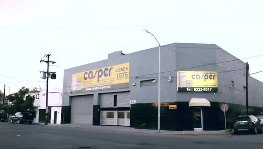 Fabrica de Cajas Fuertes Casper