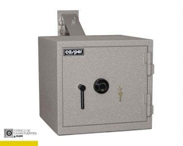 Caja fuerte con buzón exterior 50 DC
