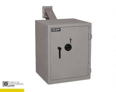 Caja fuerte con buzón exterior 70 DC