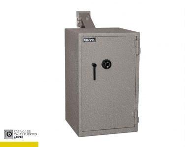 Caja fuerte con buzón exterior 90 DC