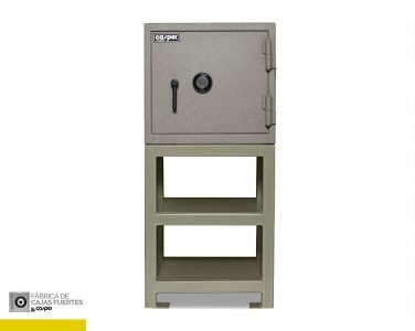 Mesa para caja fuerte