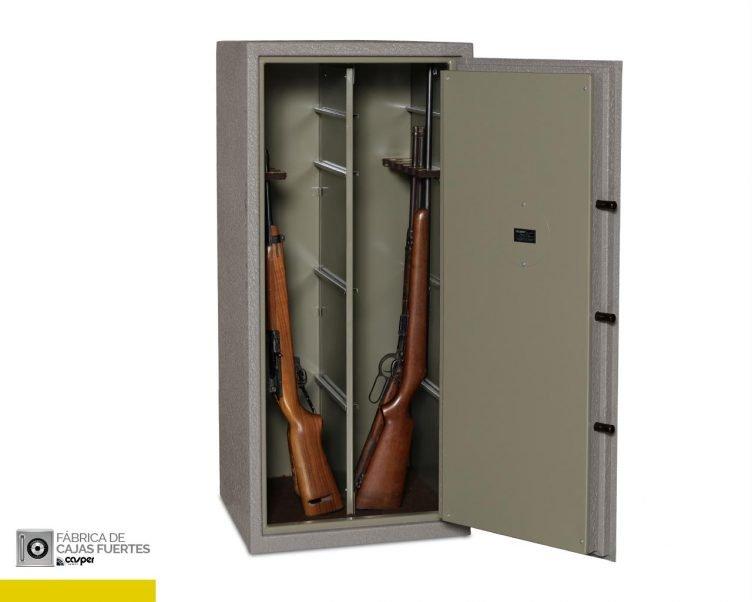 Caja fuerte para armas